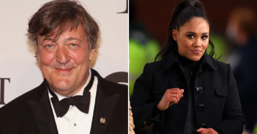 Stephen Fry issues scathing response to Lord Digby Jones mocking Alex Scott's East London accent