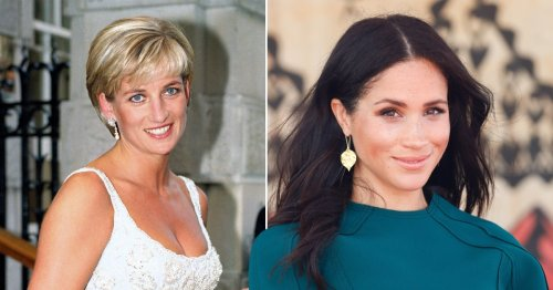Princess Diana 'would have found commonality' with Meghan Markle, says royal biographer