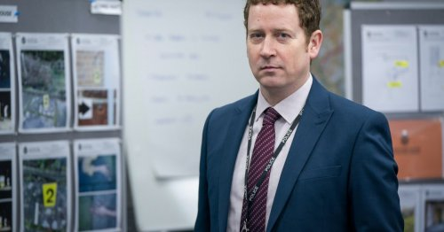 Line of Duty star reacts to people calling him 'dishy' after being revealed as H