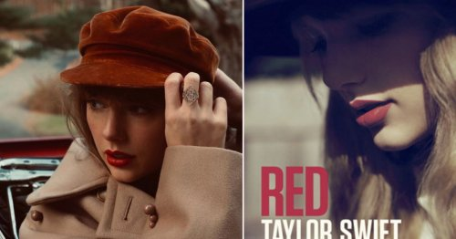 Taylor Swift releasing re-recorded version of Red album in November with 10-minute song