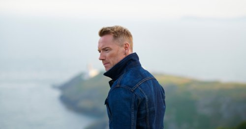 Ronan Keating shares heartfelt wishes for new album: 'I hope it's a gift for Irish descendants who feel disconnected'