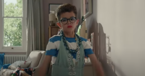 John Lewis pulls 'potentially misleading' advert featuring boy dancing in dress