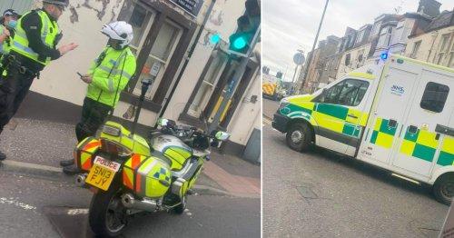 Man dies after being seriously injured in 'disturbance' at restaurant