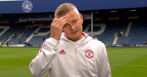 Ole Gunnar Solskjaer prioritises new midfielder after difficult Kieran Trippier talks