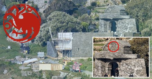 House of the Dragon: Is this the biggest clue yet that the Game of Thrones prequel is filming in Cornwall?