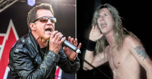 Metal Church frontman Mike Howe dies aged 55: 'We are devastated and at a loss for words'