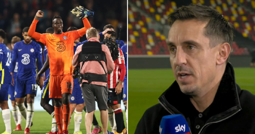 Chelsea duo Trevoh Chalobah and Malang Sarr can be 'really proud' after Brentford win, says Manchester United legend Gary Neville