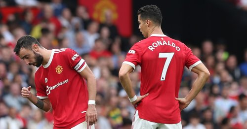 Tim Sherwood believes Cristiano Ronaldo to blame for Bruno Fernandes' Man Utd penalty miss