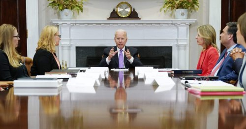 Joe Biden pledges to 'bring every resource' for busy hurricane season and disasters