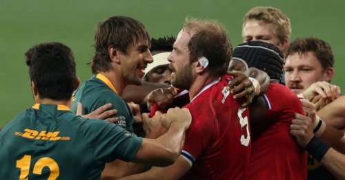 South Africa level Test series against British and Irish Lions in fiery encounter in Cape Town