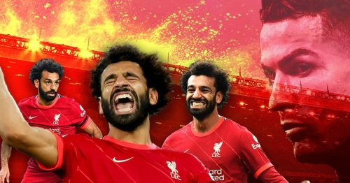 Old Trafford stage set for Mohamed Salah to steal Cristiano Ronaldo's crown
