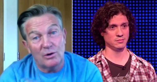 Bradley Walsh reveals how long it took for Darragh Ennis to train to become a Chaser – and the truth may shock you