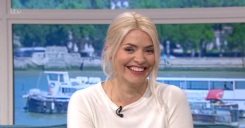 Holly Willoughby confirms she doesn't wear underwear in bed in racy This Morning segment