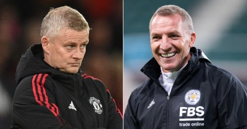 Manchester United include Brendan Rodgers on four-man shortlist to replace Ole Gunnar Solskjaer