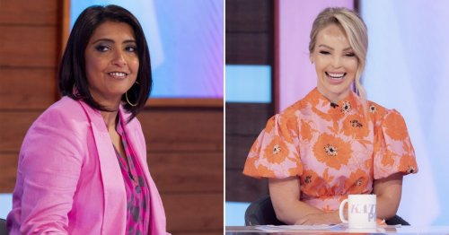 Katie Piper and Sunetra Sarker set to join Loose Women panel later this year
