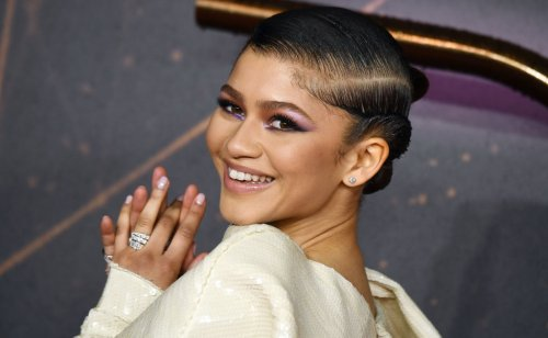 Tom Holland appreciates girlfriend Zendaya's red carpet glam at Dune premiere and it's too cute