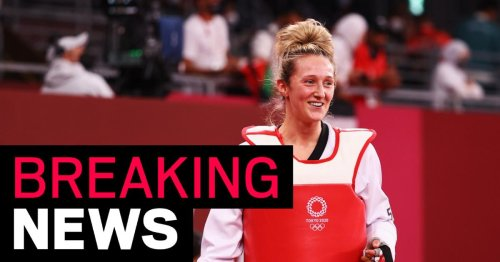 Lauren Williams rounds off excellent day for Team GB with taekwondo silver