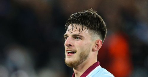 Jack Wilshere sends transfer advice to Declan Rice amid Man Utd and Chelsea interest