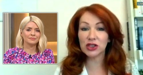 Holly Willoughby horrified by 'sadistic' murderer who planted eye in This Morning guest's food