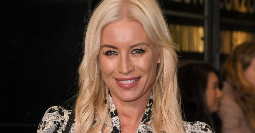 Denise Van Outen defends pal John Barrowman over accusations he 'exposed himself' on Torchwood set