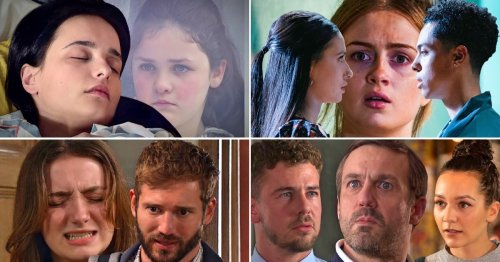 12 soap spoiler pictures: Coronation Street Alina left to die, EastEnders sex betrayal, Emmerdale pregnancy trauma, Hollyoaks murder shock