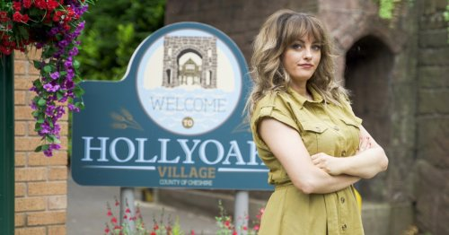Who is Becky in Hollyoaks, who plays her and what else has she been in?