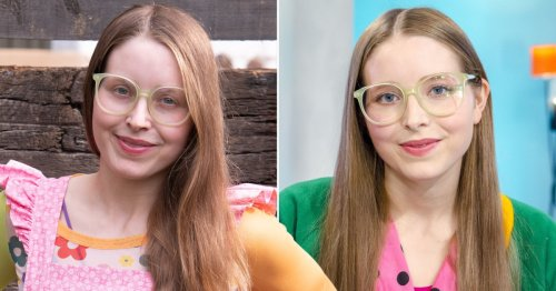 Harry Potter's Jessie Cave says she's thought of as a 'fat actress' despite being a 'normal-sized woman'