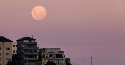 Pink Moon 2021: The meaning behind tonight's full moon