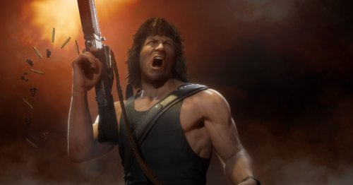 Rambo is being added to Call Of Duty: Warzone – Chuck Norris could be next