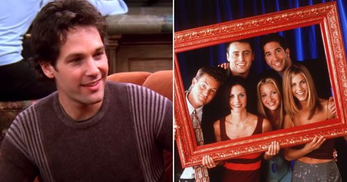 Friends Reunion director addresses Paul Rudd's absence from special after backlash