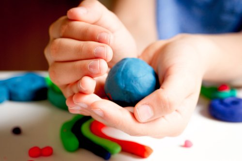How to make playdough at home – what's the recipe?