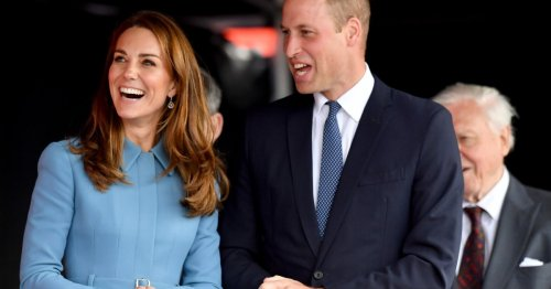William and Kate to lead celebs in message encouraging chats about mental health