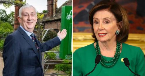 Nancy Pelosi to visit Lancashire town for G7 Speakers' summit