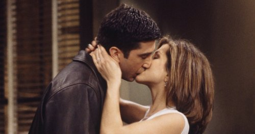 'I had a major crush': Friends Reunion bombshell as Jennifer Aniston and David Schwimmer confirm off-camera romance