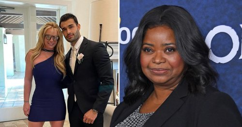 Octavia Spencer apologises to Britney Spears and Sam Asghari over prenup comment after their engagement announcement