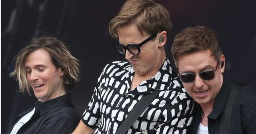Strictly Come Dancing's Tom Fletcher pulls out of McFly gig due to feeling 'unwell': 'I'm so sorry'