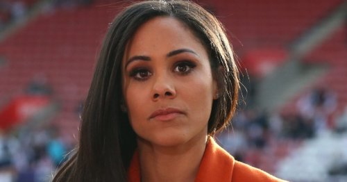 Alex Scott tearful as she finds out ancestor owned 26 slaves: 'That goes against everything I stand for'