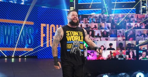 WWE's Kevin Owens promises he'll be 'back soon' as he announces break from wrestling