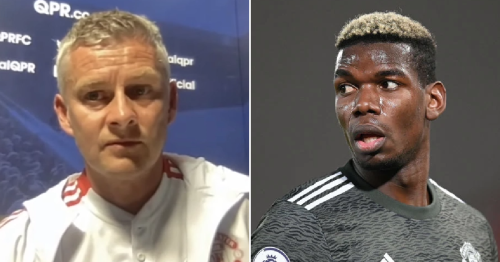 Ole Gunnar Solskjaer responds to rumours Paul Pogba has rejected new Manchester United contract and wants PSG move