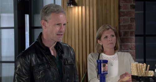 Coronation Street spoilers: Nick Tilsley and Leanne Battersby return to the bistro