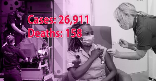 Covid cases continue to fall as deaths and hospitalisations level off