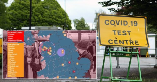 Areas introduce 'Plan B' Covid measures in break from government as cases surge