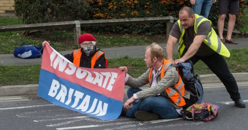 Insulate Britain demand speed limits are reduced to 10mph during protests