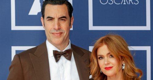 Sacha Baron Cohen hid dangerous Borat stunts from wife Isla Fisher until he'd filmed them