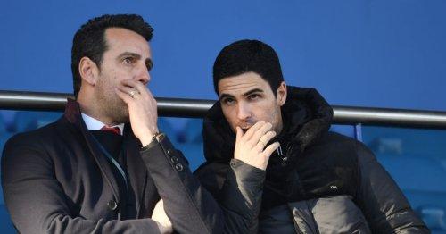 Robert Pires lifts lid on relationship between Mikel Arteta and Arsenal chief Edu
