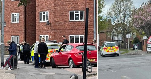 School put on lockdown by armed police after child 'spotted with air rifle'