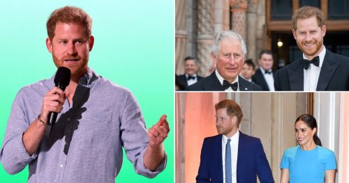 Palace aides 'call on Harry and Meghan to give up royal titles'
