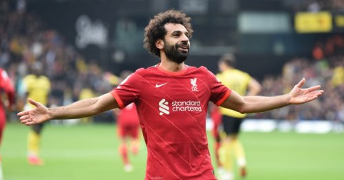 'There is nobody better' – Jurgen Klopp hails 'special' Mo Salah after Watford win