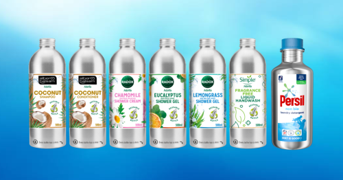 Unilever launches 'grab and go' refill scheme for Persil, Radox, Simple and Alberto Balsam products