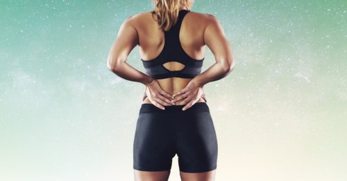 How to strengthen your lower back
